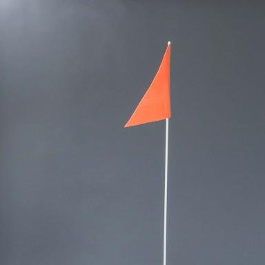 Safety flag for your VierBike