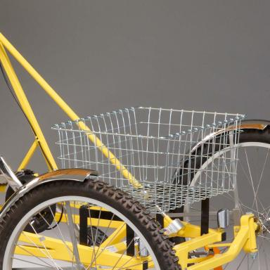 Front Cargo Basket for your VierBike