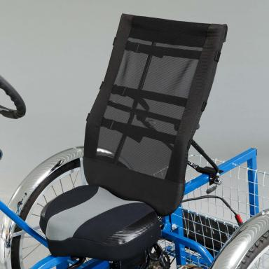Get a comfortable seat for your VierBike